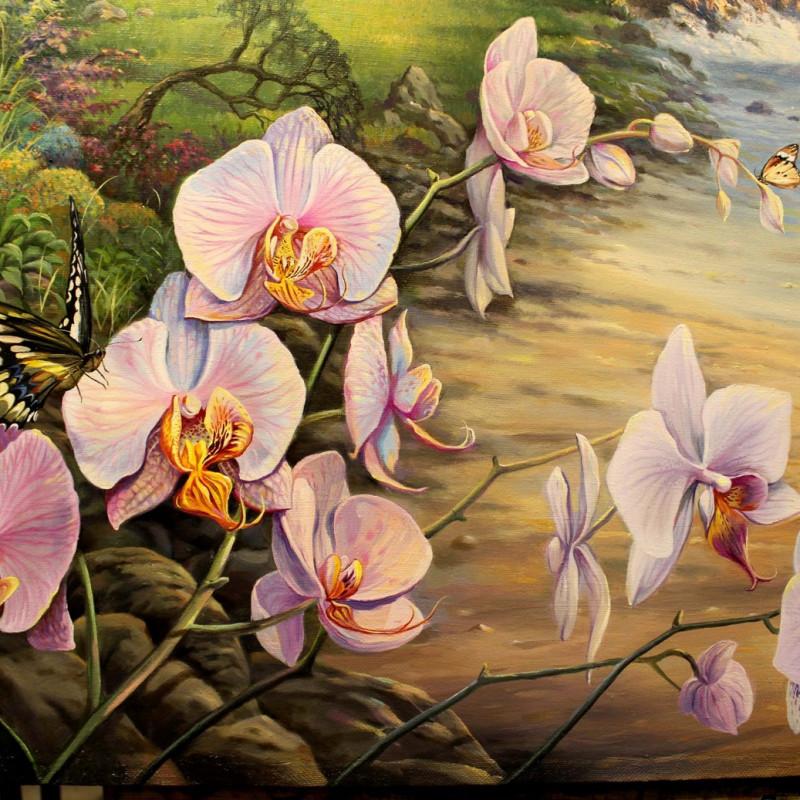 Значения и символы орхидеи