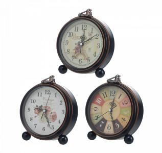 Часы будильник Ретро (3 шт)