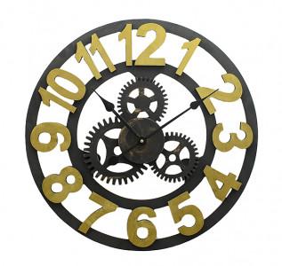 Часы настенные металлические Механизм Лофт