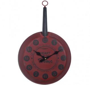 Часы Сковорода Вок