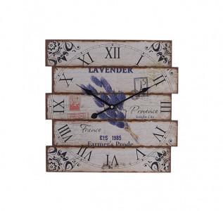 Часы Дикая лаванда