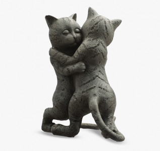 Статуэтка Коты танцующие