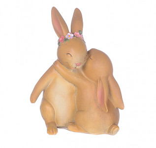 Статуэтка Кролик Объяснение в любви