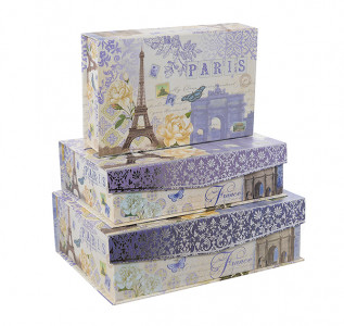 Набор подарочных коробок France