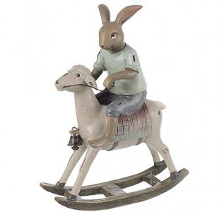 Статуэтка Озорной кролик
