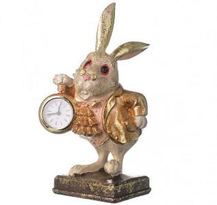 Статуэтка Кролик Пора пить чай