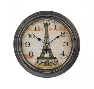 Часы настенные Plan Paris