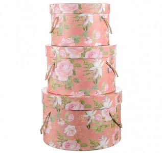Набор подарочных коробок Розовая ночь