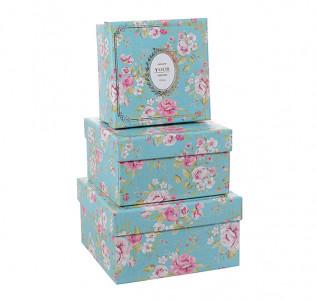 Набор подарочных коробок Dreams розы