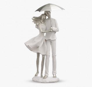 Статуэтка Пара под зонтом