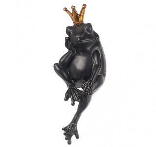 Статуэтка Лягушка задумчивая королева