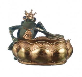 Статуэтка Царевна лягушка Золотой сюрприз