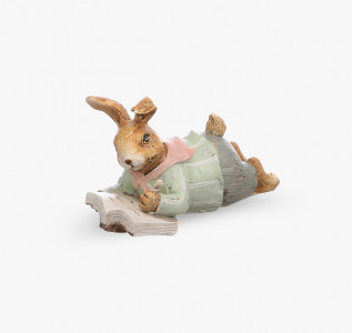 Статуэтка Кролик студент