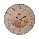 Часы настенные Букет из роз
