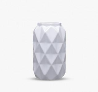 Ваза керамическая Ромбы малая
