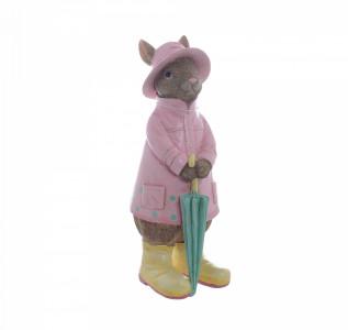 Статуэтка Кролик-девочка
