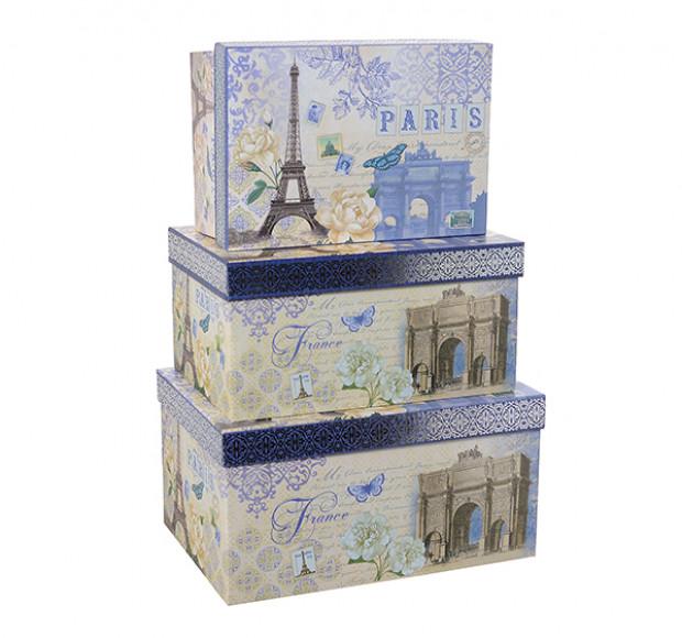 Набор подарочных коробок Paris