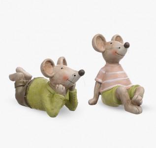Статуэтка Мышки мечтатели