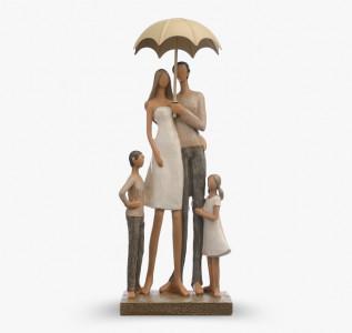Статуэтка Родители и дети