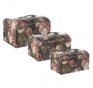 Набор подарочных коробок Черничный сундучок