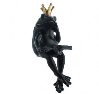 Статуэтка Лягушка-королева сказочница