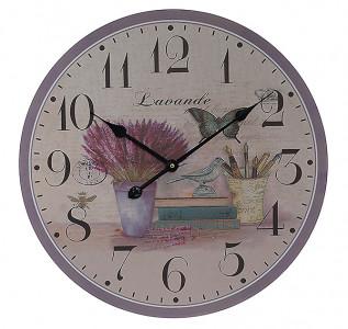 Часы настенные Лавандовые сады