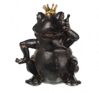 Статуэтка Лягушка капризная принцесса