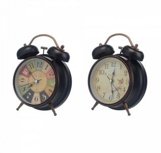 Часы будильник Ретростиль (2 шт)