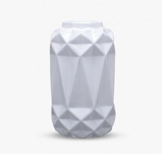 Ваза керамическая Ромбы большая