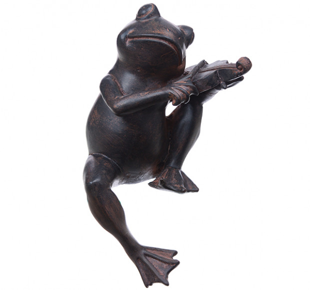 Статуэтка Лягушонок скрипач