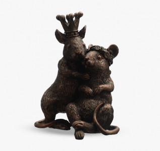 Статуэтка Мышки царские особи