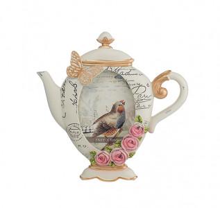 Фоторамка Цветочный чайник