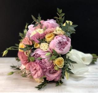 Букет невесты Душа цветет