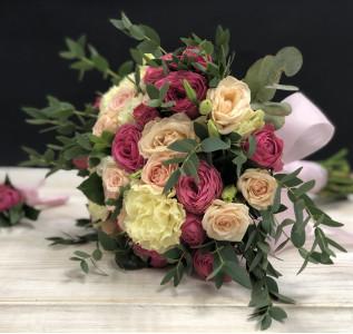 Букет невесты Смелые признания