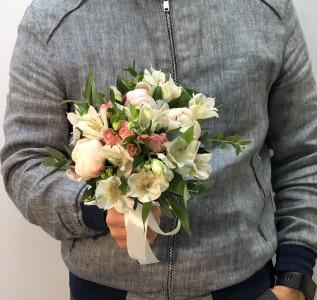 Букет невесты Талисман