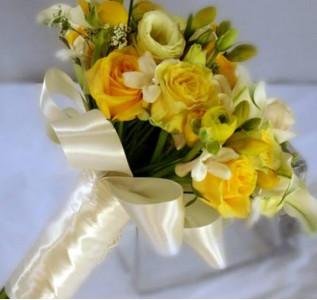 Букет невесты Ясное утро