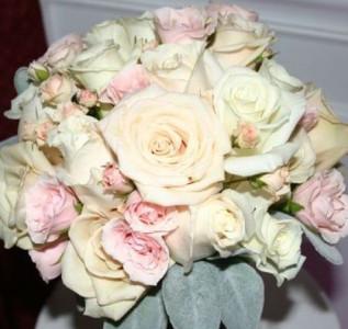 Букет невесты Декабрьское утро