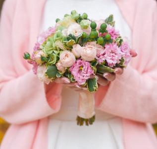 Букет невесты Незабываемое впечатление