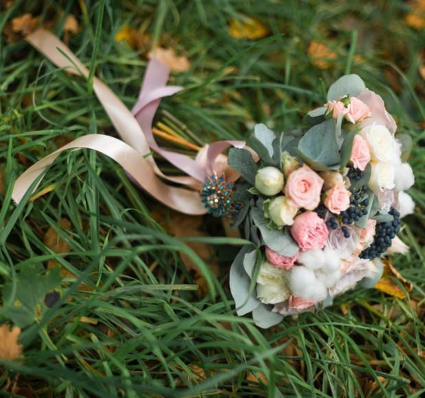 Букет невесты Светлые мечты