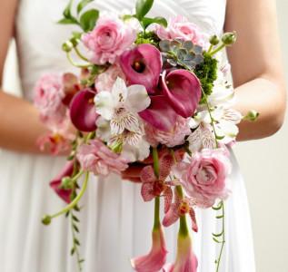 Букет невесты Красота любви