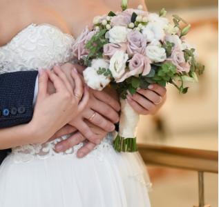 Букет невесты Расцвет красоты