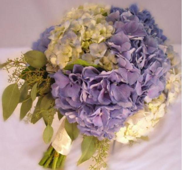 Букет невесты Воздушная акварель