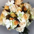 Букет невесты Апрельское солнце