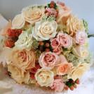 Букет невесты Пышный бал