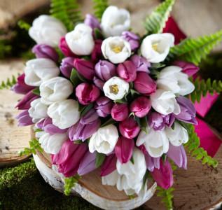 Букет невесты Первая песнь весны