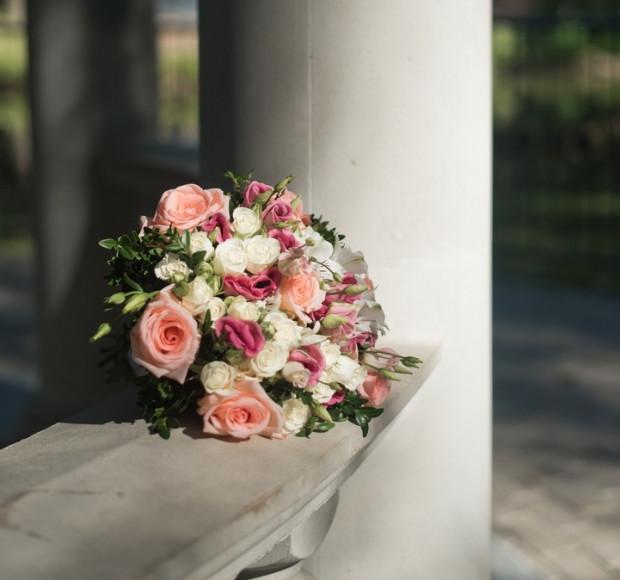 Букет невесты Беззаботная юность