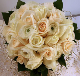 Букет невесты Вечно прекрасный