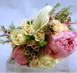 Букет невесты Земной плод