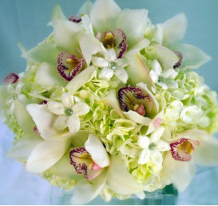 Букет невесты Созвездие девы