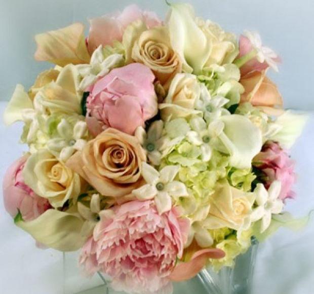 Букет невесты Возвышенная любовь